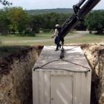 Construcciones de bunkers