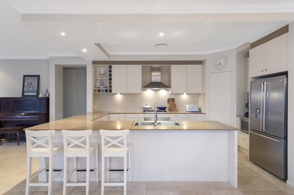 Elegant family home presents premium modern living